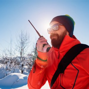 Best Walkie-Talkies for Skiing
