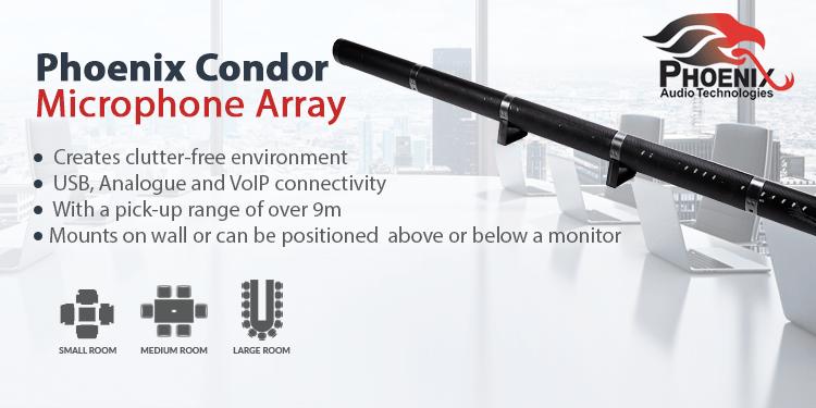 Phoenix Condor Microphone Array