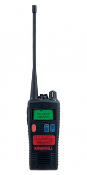 Entel HT953 two-way radios for security forces