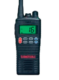 HT644 VHF Marine Entel two-way radios