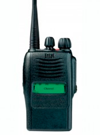 HX483 Entry LCD UHF Entel two-way radios