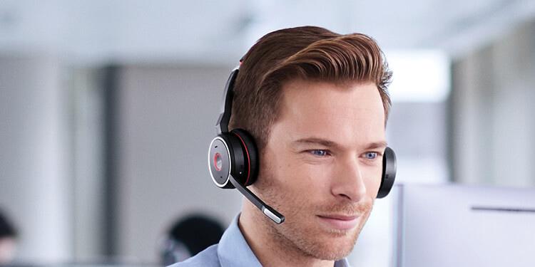 Jabra Evolve 75 Review Jabra Wireless Headsets Onedirect Blog