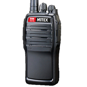 Mitex General Xtreme Licensed two-way radio