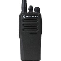 Motorola DP1400 licensed two-way radio