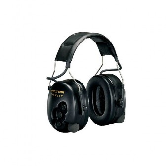 3M Peltor ProTac II Ear Defender - Black
