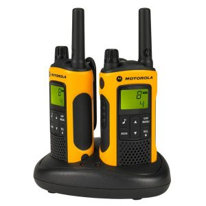 Motorola two-way radio for schools