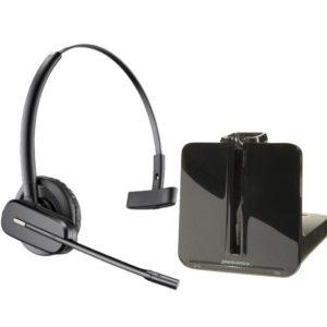 Plantronics CS540 Cordless Headset Refurb