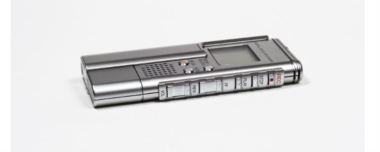 Top 10 Digital Voice Recorders