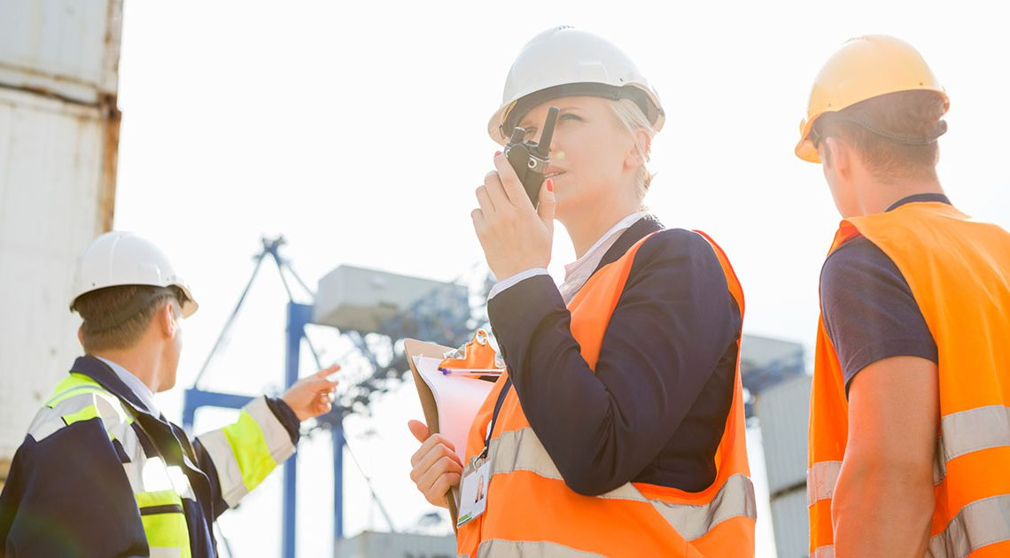 two way radios for businesses