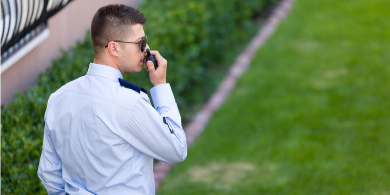 Radios for Outdoor Events
