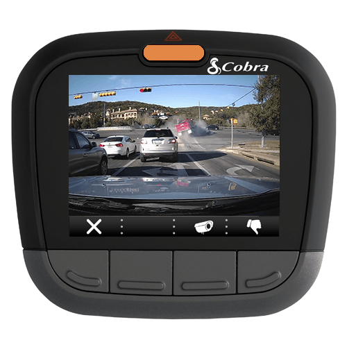 obra CDR 835 HD Dash Cam