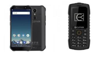 Cleyver Professional Smartphone Range