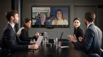 Meeting Video conferencing bar