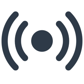 What is the range of Wireless and Bluetooth Headsets