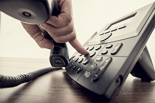 Business IP phone